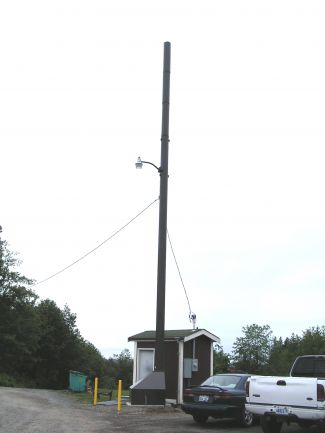 WA1 Morse Creek 50' Ehresmann Light Pole.JPG